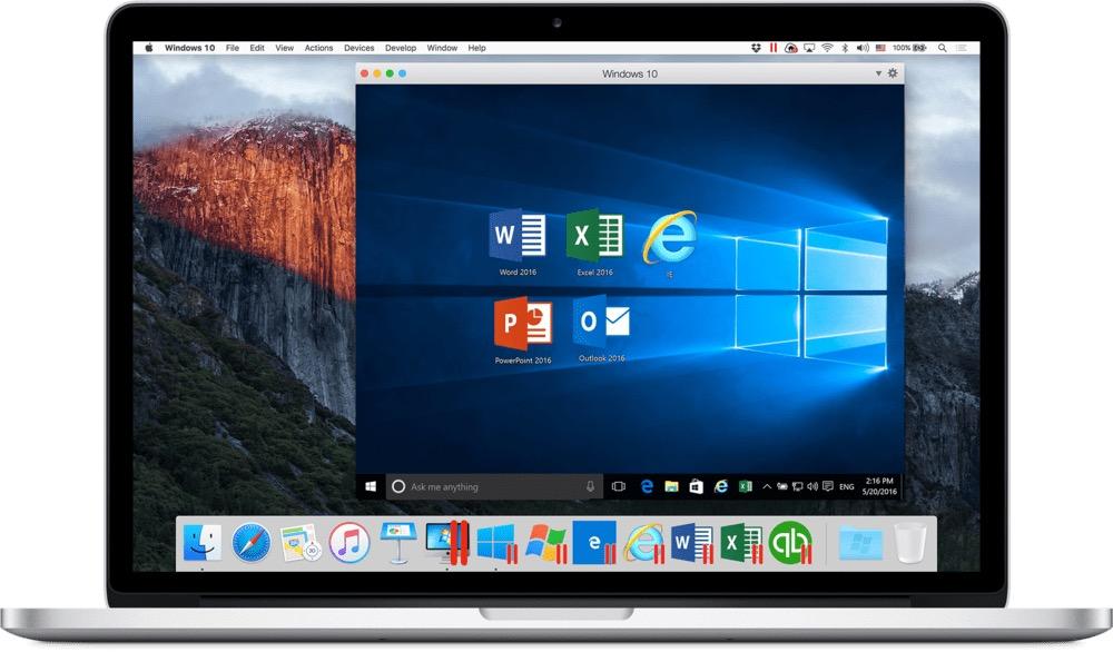 Parallels Desktop 12 Mac