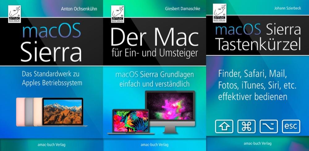 amac-buch macOS Sierra