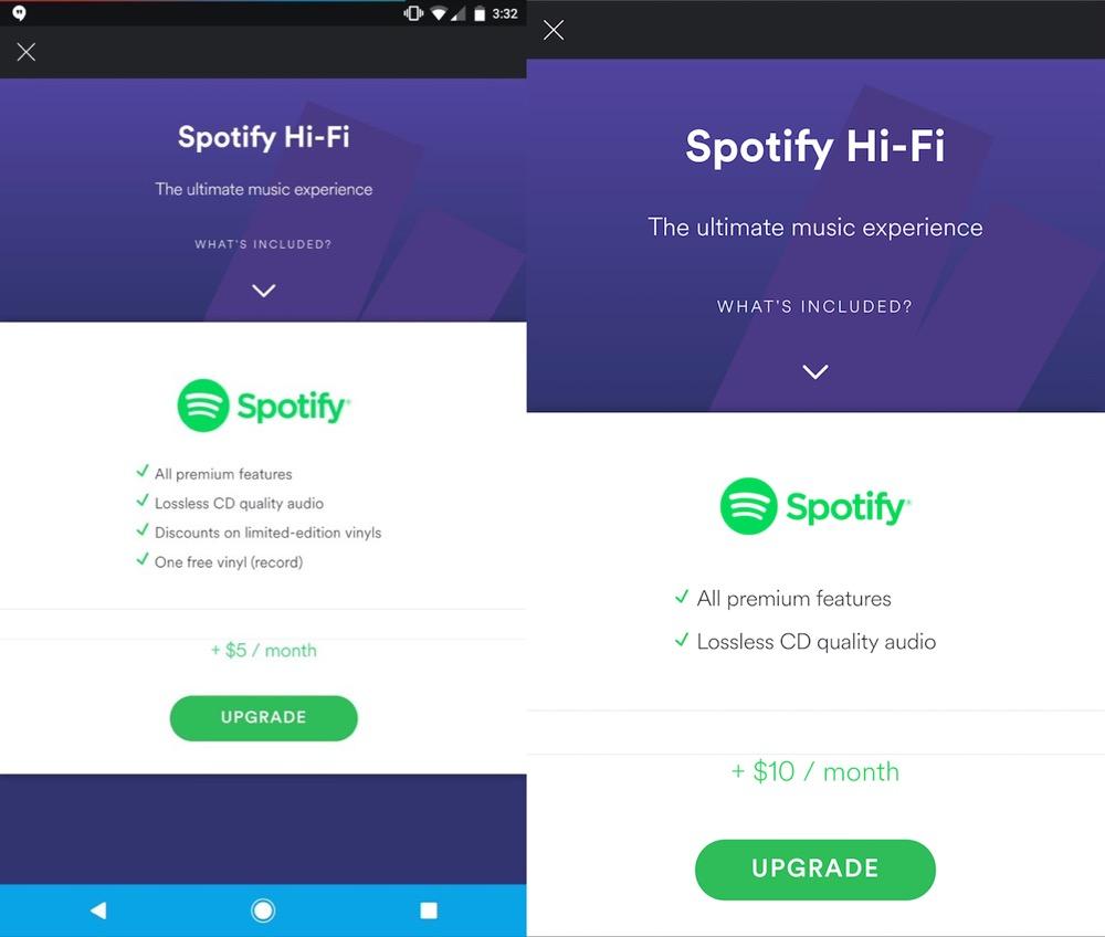 Spotify HiFi: Lossless Audio soll für 5 Euro Aufpreis kommen