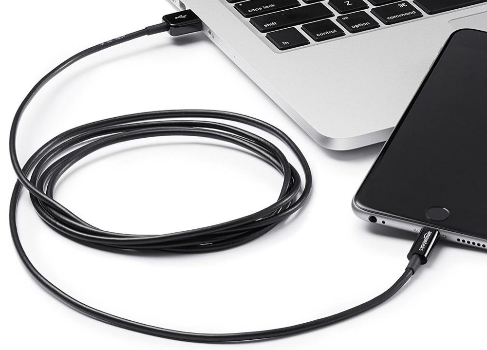 AmazonBasics Ligthning-Kabel