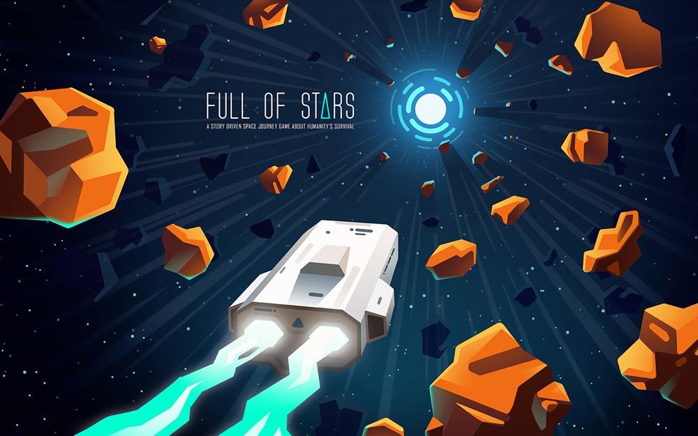 Full of Stars keyart