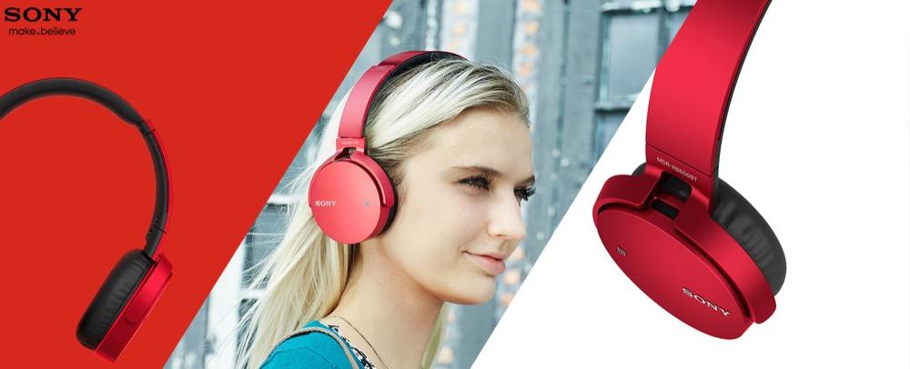 Sony Kopfhorer XB650BT
