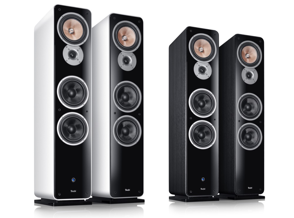 Teufel Ultima 40 Aktiv set