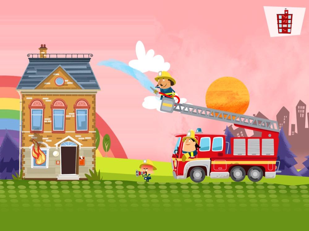 Kleine Feuerwehr 1