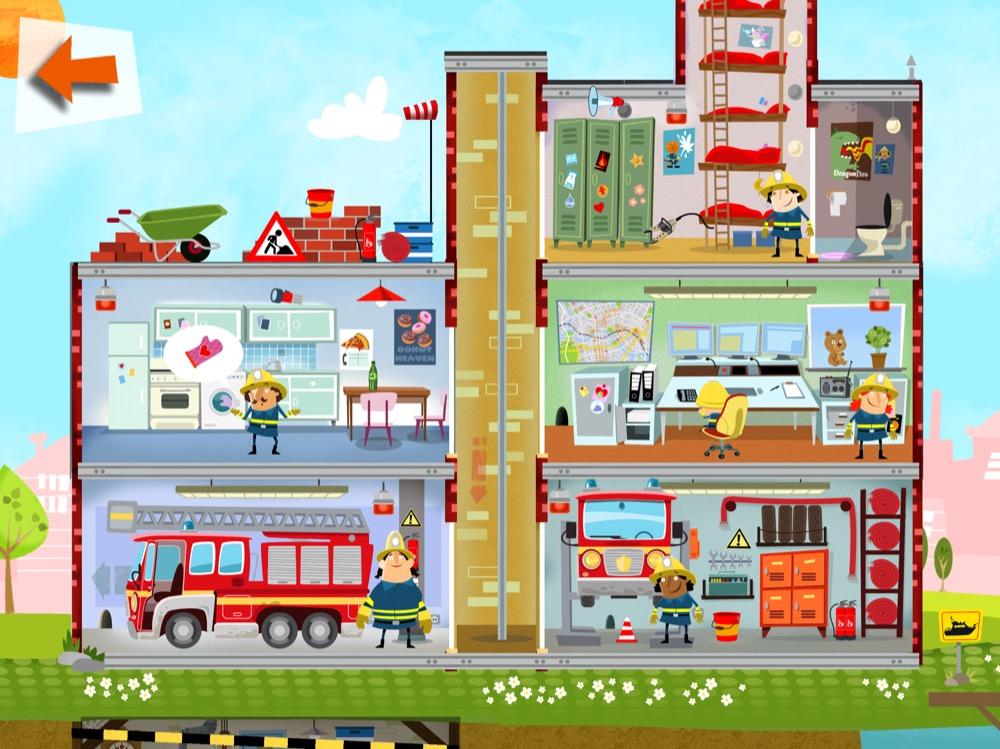 Kleine Feuerwehr 2