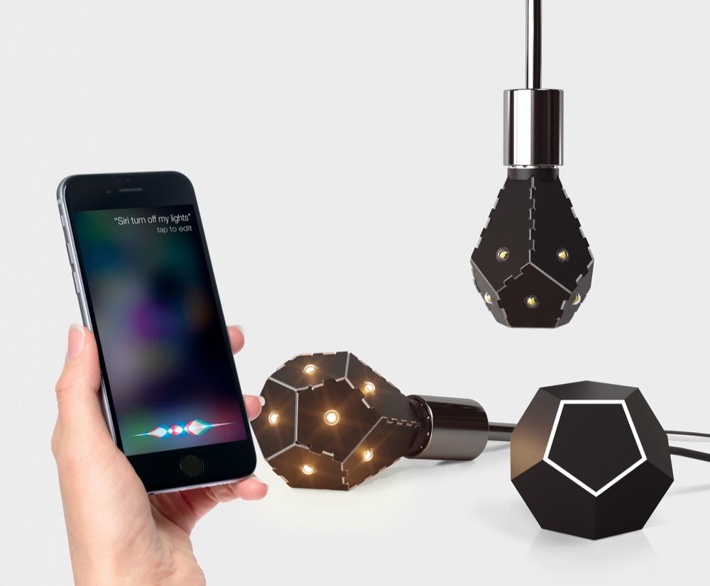 Nanoleaf Ivy Siri