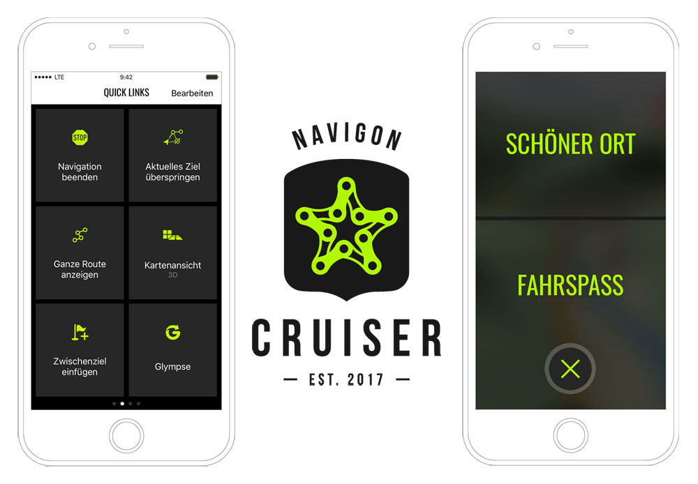 Navigon Cruiser 2