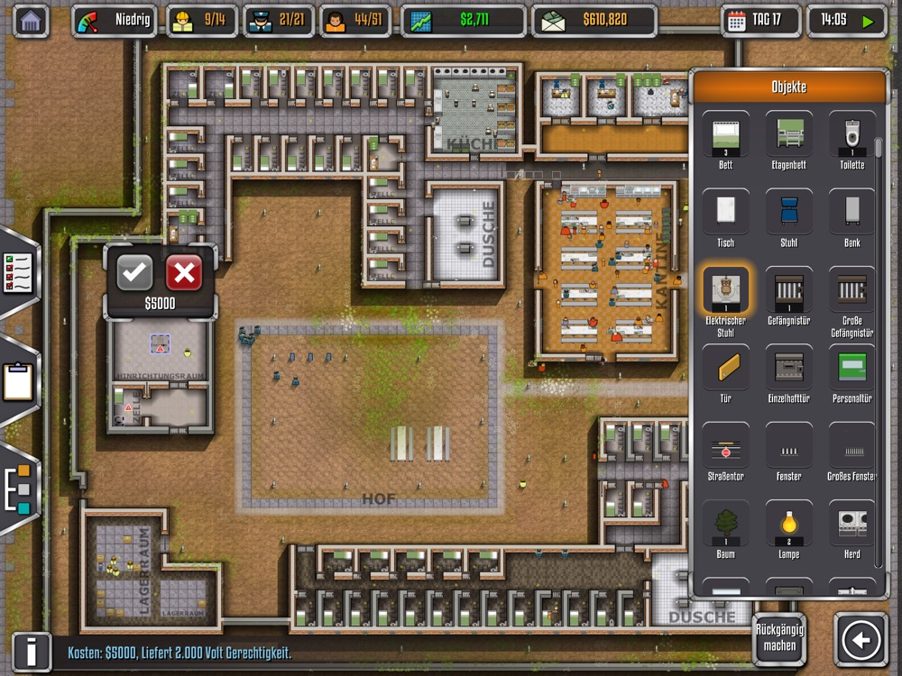 Prison Architect Mobile 1