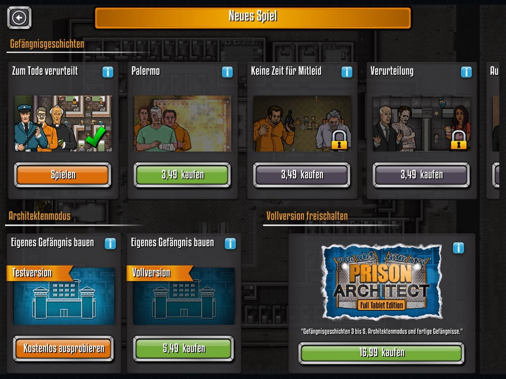 Prison Architect Mobile 2