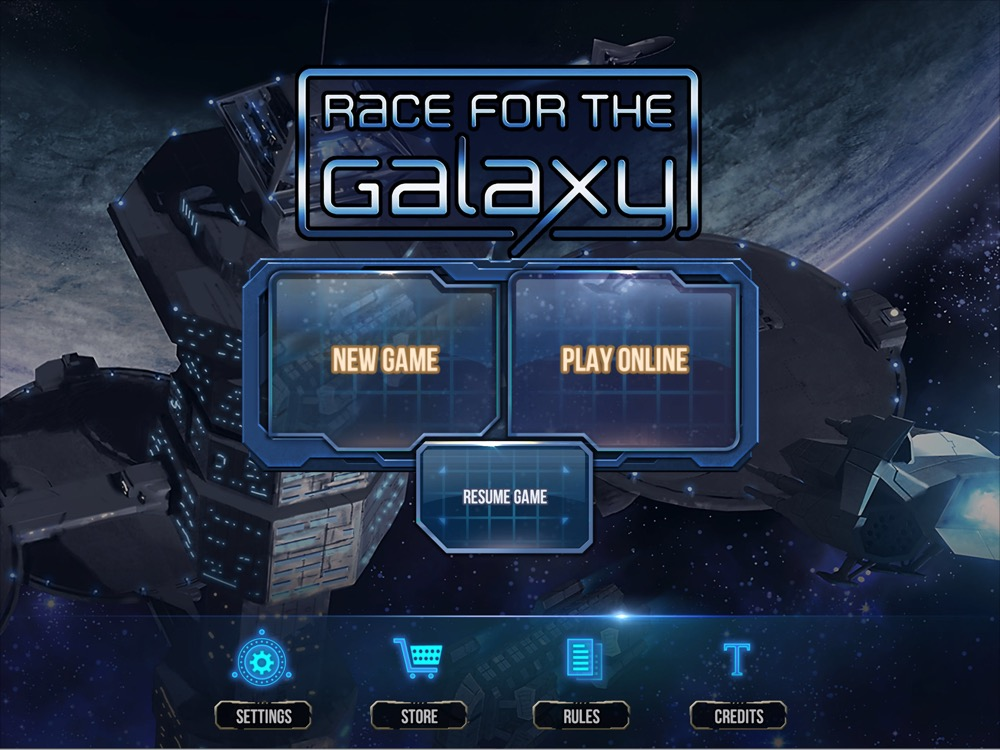 Race For The Galaxy 1