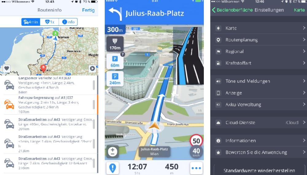 Sygic: Offline-Navigation mit Update und bis zu 70 Prozent Rabatt