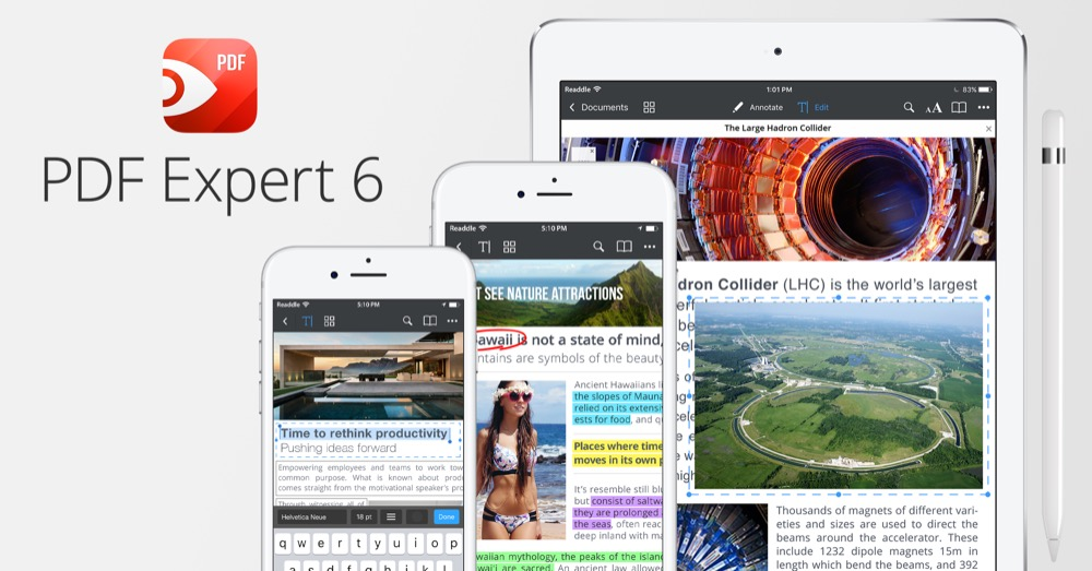 PDF Expert: Mac-Version weiterhin reduziert & iOS-Version