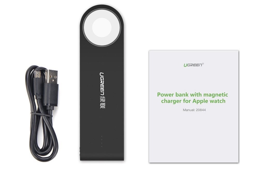 ugreen apple watch powerbank package