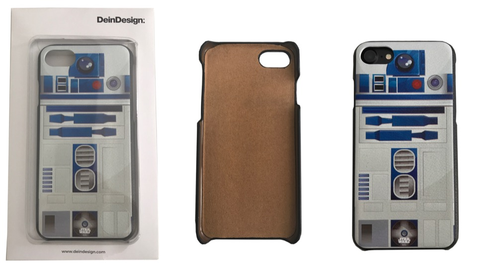 DeinDesign iPhone 7 Leder Case