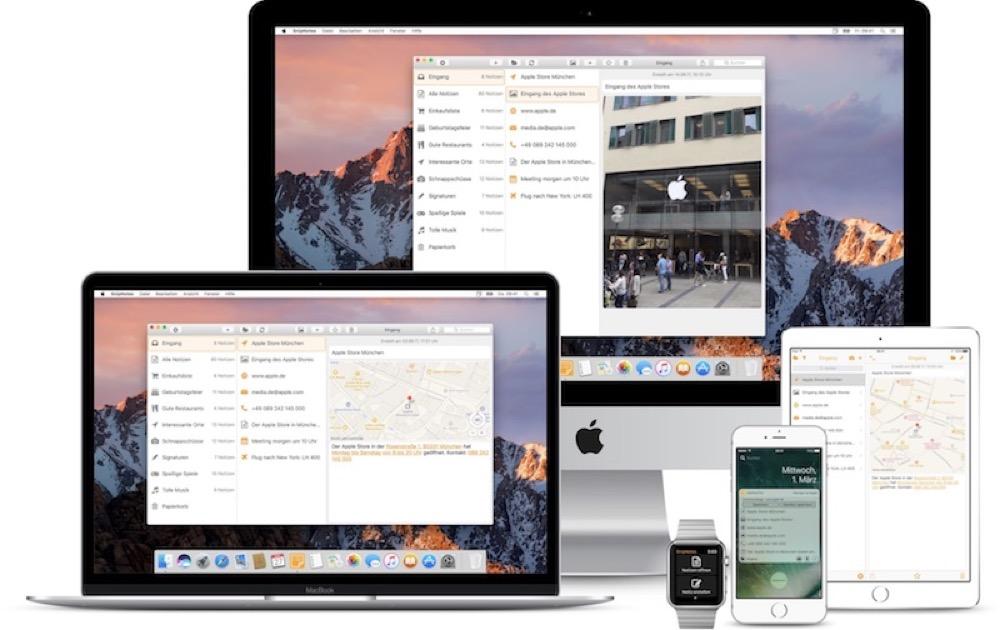 SnipNotes Mac 1