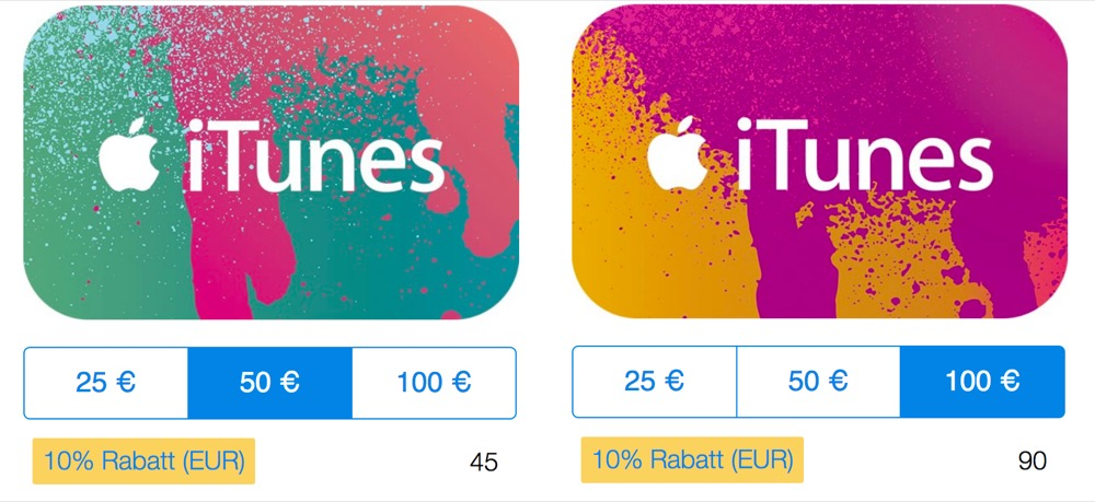 paypal itunes 10