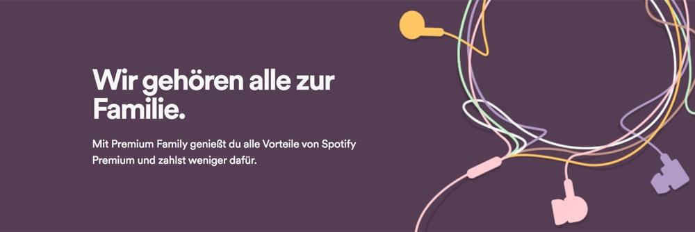 Spotify Karte Kaufen Schweiz.Spotify Pruft Adressen Der Familien Accounts