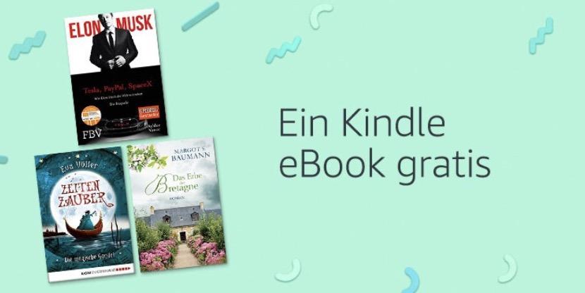 Amazon eBook Angebot