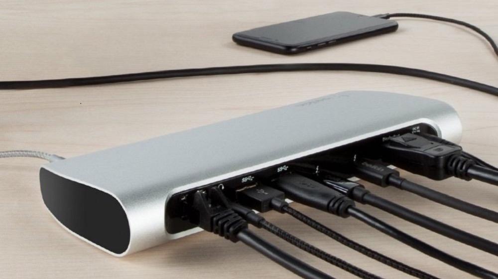 Belkin Thunderbolt 3 Express-HD-Dock kabel mac