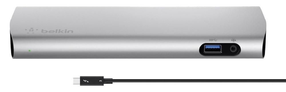 Belkin Thunderbolt 3 Express-HD-Dock kabel