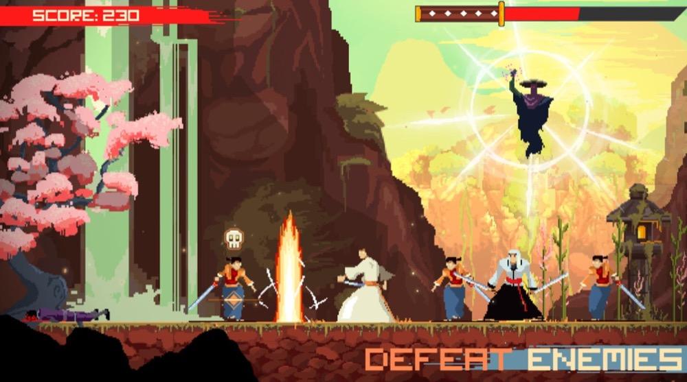 Super Samurai Rampage 1