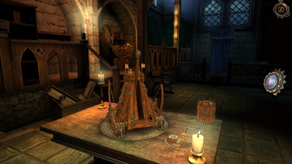 The House of Da Vinci 1