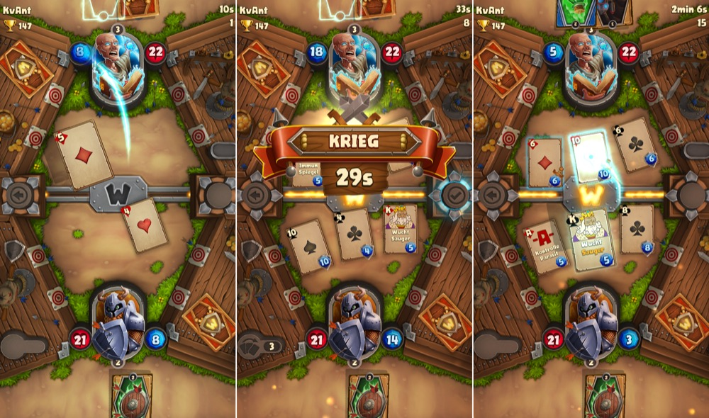 Wagers of War ios