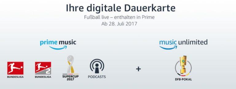 Bundesliga Radio Amazon