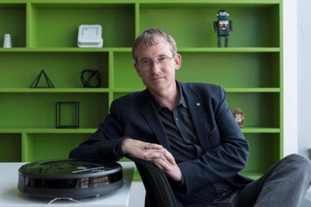 iRobot Roomba Colin Angle