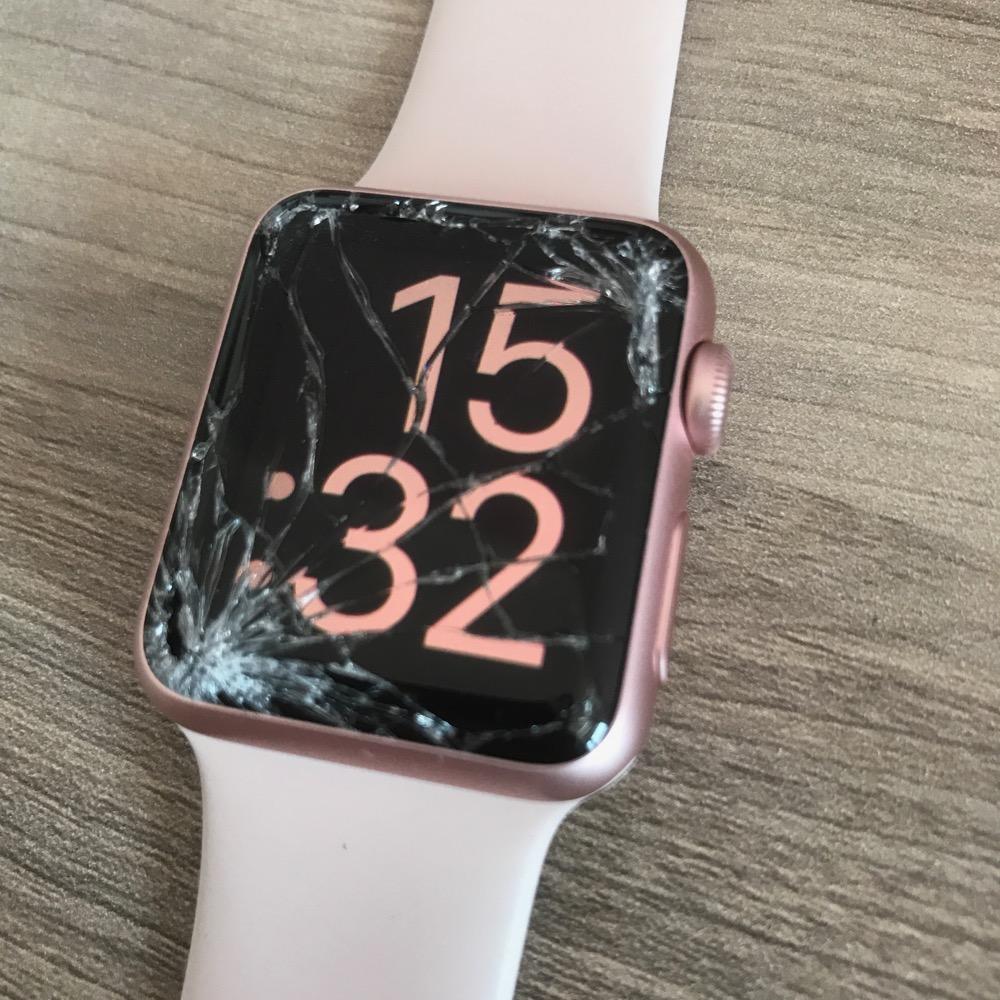 Apple Watch Displayschaden