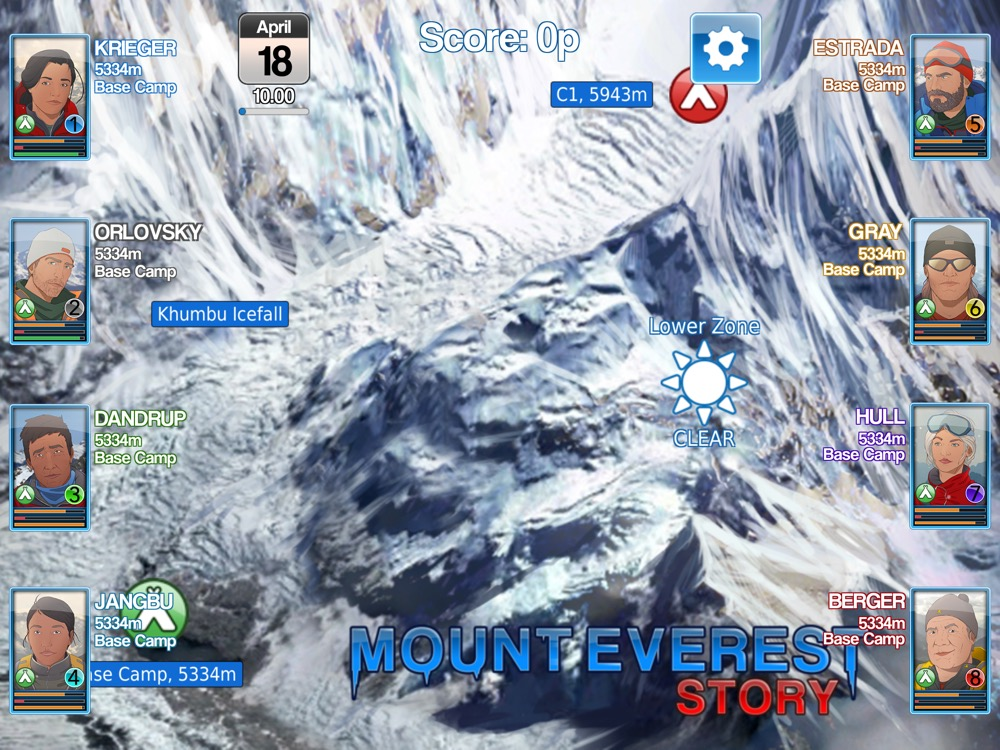 Mount Everest Story 1