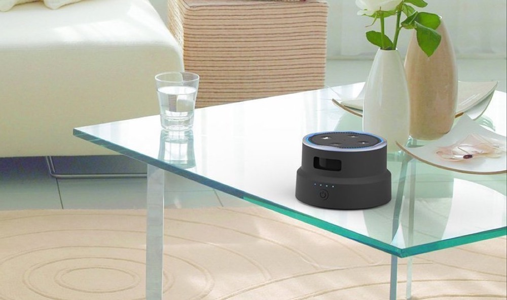 heute im blitzangebot smatree akku macht den amazon echo. Black Bedroom Furniture Sets. Home Design Ideas