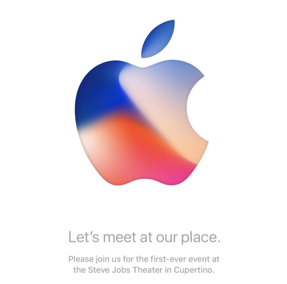 einladung iphone event