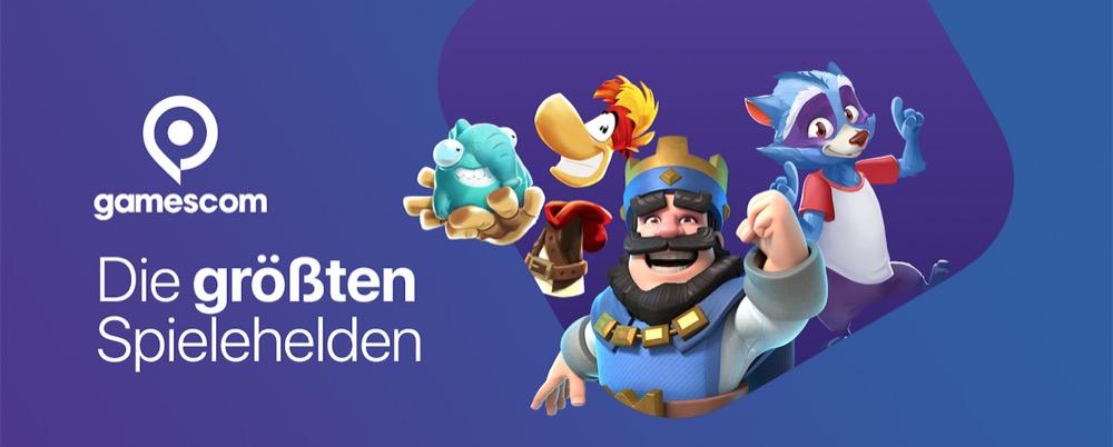 gamescom app store