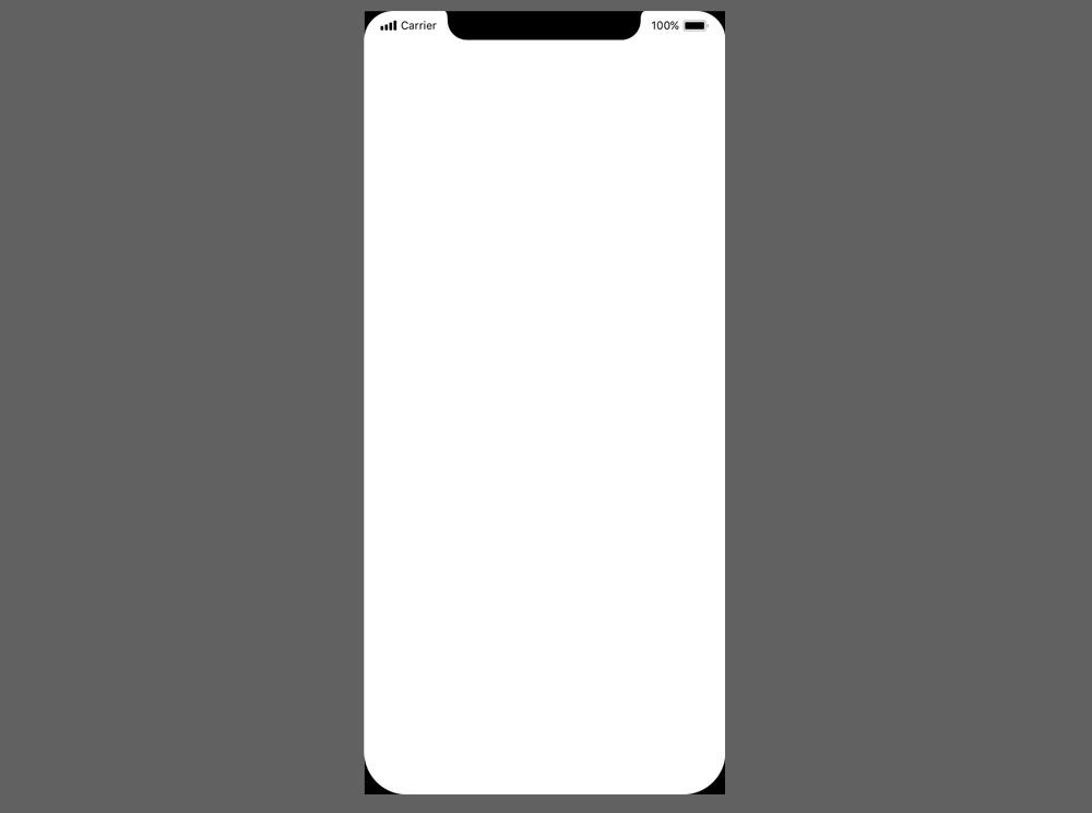 iPhone 8 Dimensions Mockup