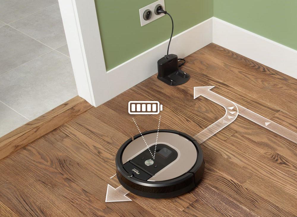 iRobot Roomba 966 Lifestyle