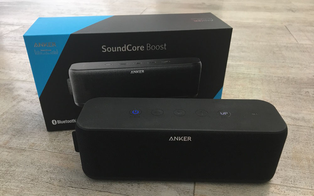 Anker SoundCore Boost 2