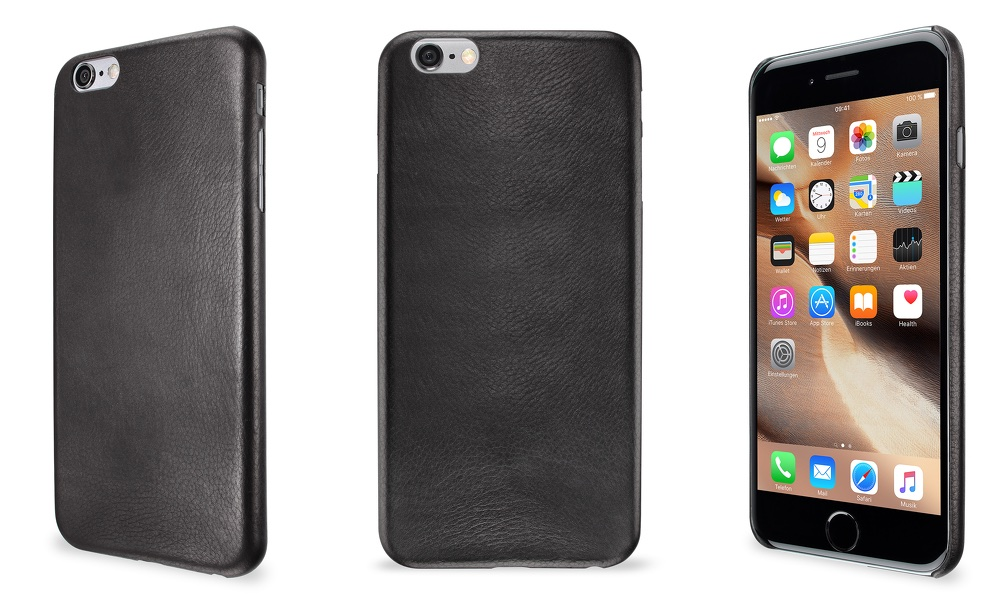 Artwizz Leather Clip iPhone 6