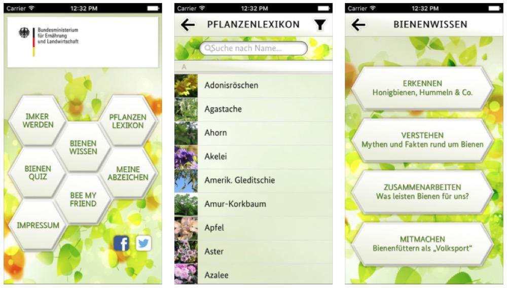Bienen App
