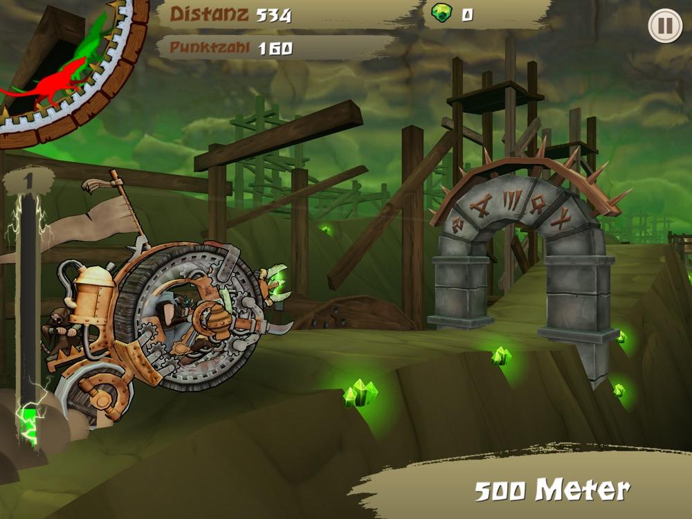 Doomwheel 1