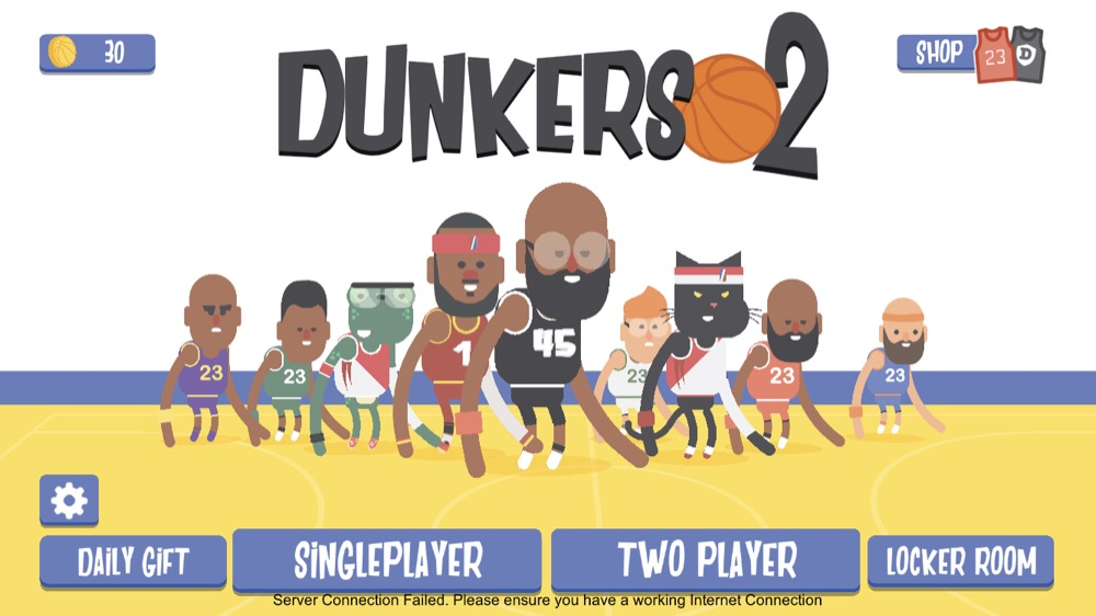 Dunkers 2 1