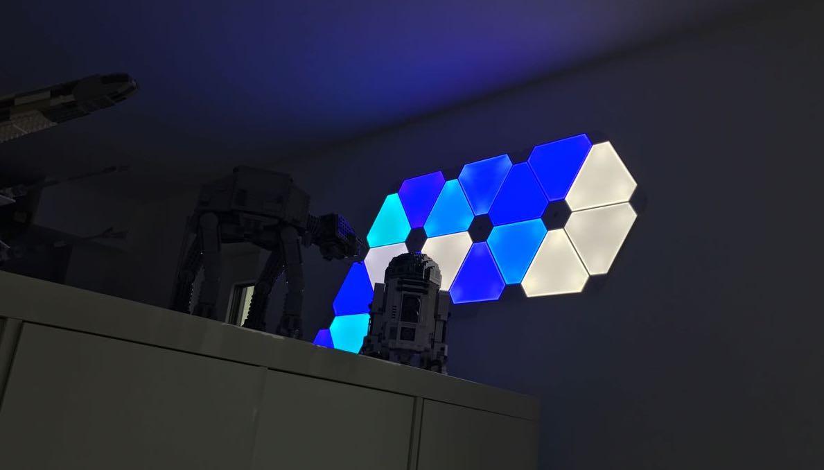 Nanoleaf Aurora R2D2
