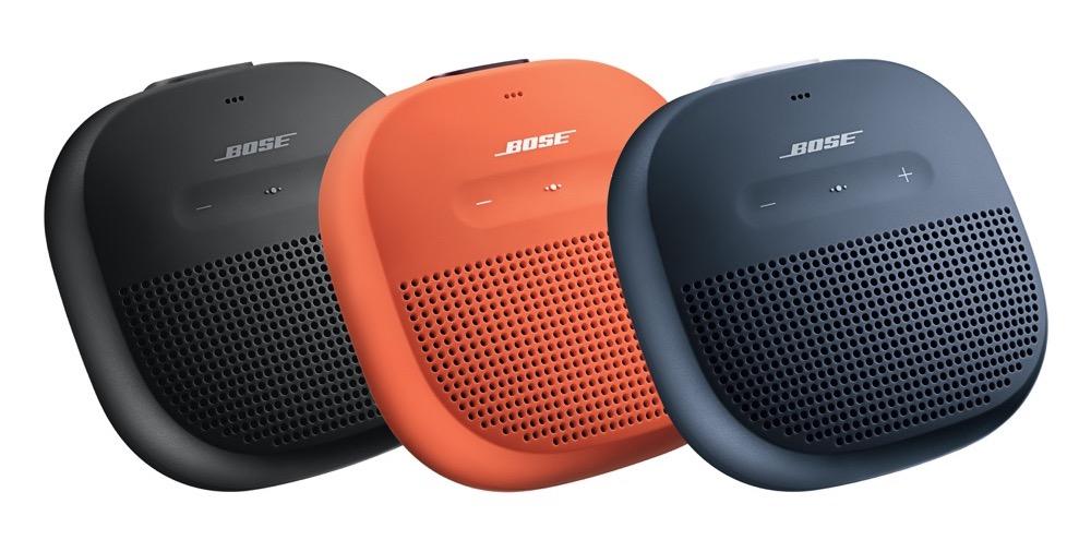 SoundLink Micro lineup