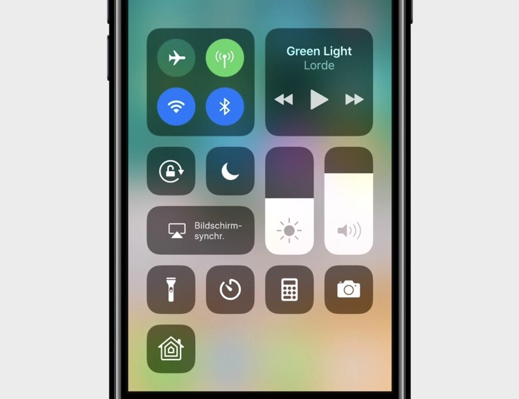 iOS 11 Funktionen 4