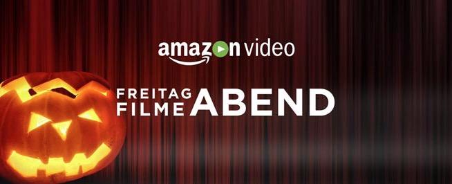Amazon Video Halloween