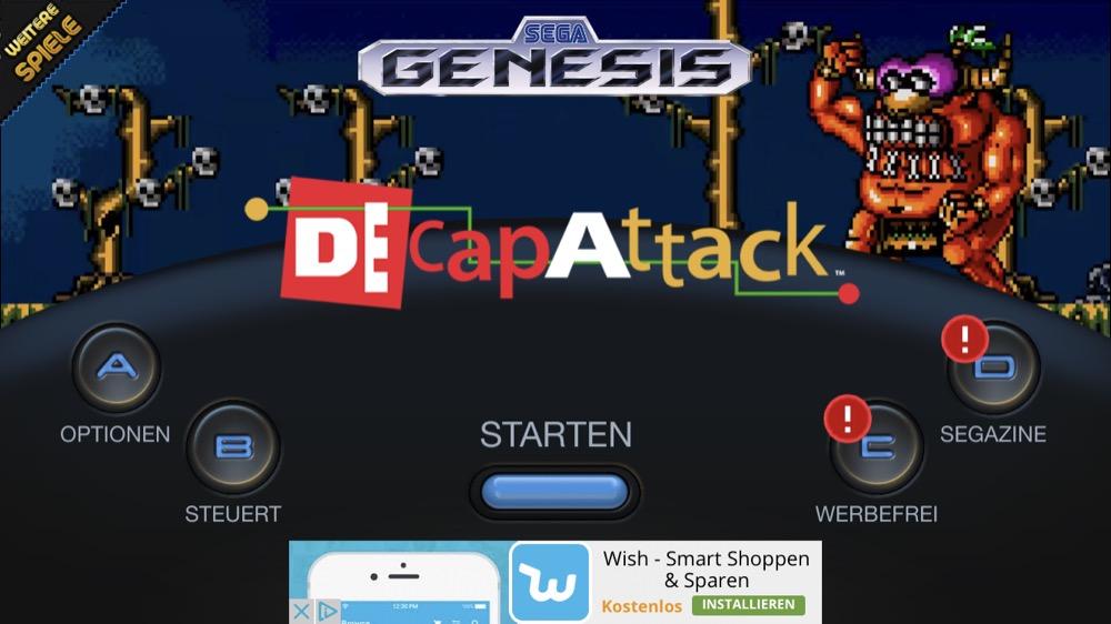 Decap Attack Classic 1