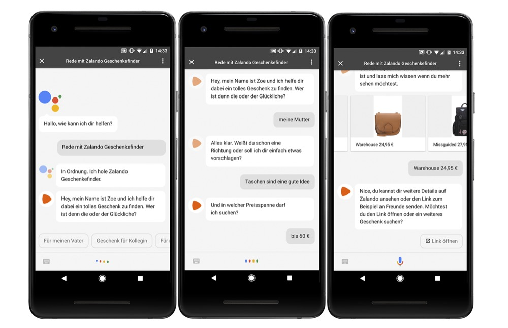 Google Actions 2