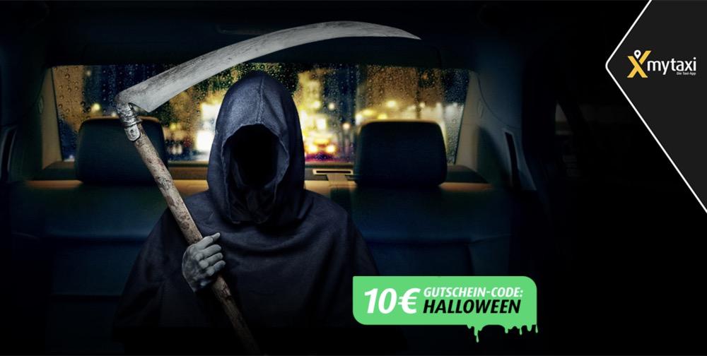 MyTaxi Halloween