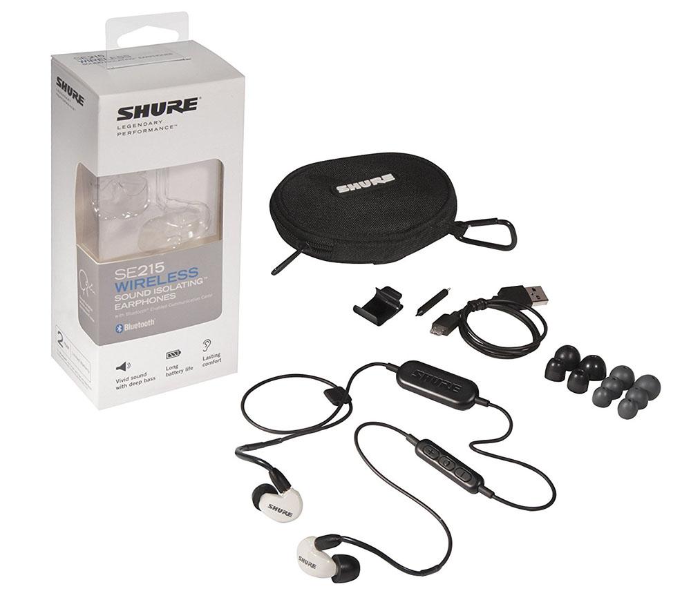 Shure SE215 Wireless 1