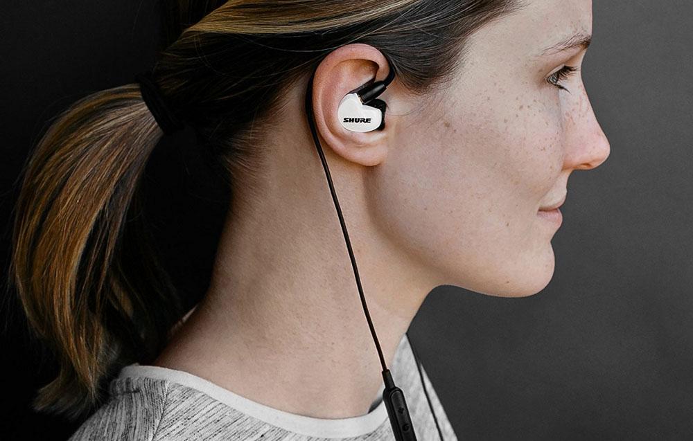 Shure SE215 Wireless 2